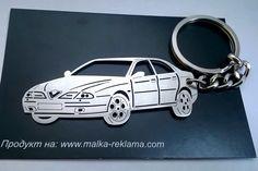 Alfa Romeo 166, Alfa Romeo keychain, Alfa Romeo, Stainless Steel Keychain, Key Chain for Alfa Romeo, personalized key chain, stainless steel by TAGSandKEYCHAINS on Etsy