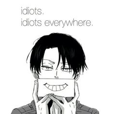 Levi Attack on Titan ~Kay
