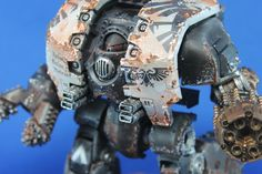Imperial Knight, Warhammer 40000, Painting Techniques, Knights, Weapon, Raven, Arms, Fictional Characters, Image