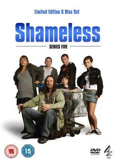 Shameless Series 5 Limited Edition 5-Disc Box Set DVD: Amazon.co.uk: Gerard Kearns, Joseph Furnace, David Threlfall, Catherine Morshead: Film & TV