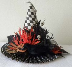 very cute witch hat