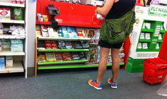 What is CVS doing pushing candy on customers at the pharmacy counter? (CVS, Washington, DC, 8/15)