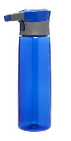 The Contigo water bottle is top rack dishwasher safe. Reusable Water Bottles, Drinks, Dishwasher, Blue, Top, Products, Drinking, Beverages, Dishwashers