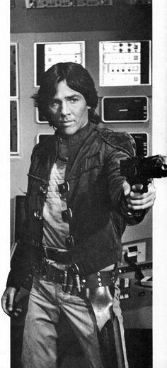 Captain Apollo (Richard Hatch) - Battlestar Galactica (1978-79)