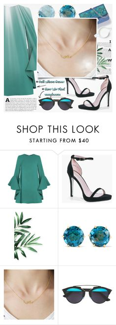 """""""♠ When I Was Young"""" by paty ❤ liked on Polyvore featuring Christian Dior, Boohoo and Ippolita"""