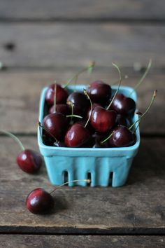 Miss Foodwise | Celebrating British food history: Drunken cherries - make your own cherry brandy