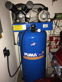 Puma 3hp air compressor