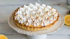 Citronový koláč se sněhovou čepicí | Recepty na Prima Fresh Pie, Fresh, Cookies, Lemon, Torte, Crack Crackers, Cake, Fruit Cakes, Biscuits