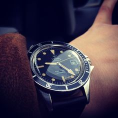 """Chubster's choice Men's Watches - Watches for Men ! - Coup de cœur du Chubster Montre pour homme ! YEMA superman R 530016 15""""bezel"""
