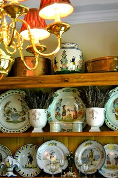 THE FRENCH HUTCH: SPRING BITS AND BOBS