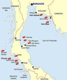 Mapa-islas-de-Tailandia