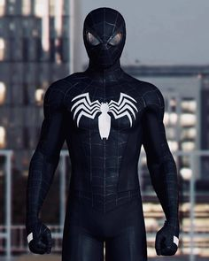 Top 10 Most Stunning Spiderman Ingame Photography Cosplay Spiderman, Spiderman Noir, Image Spiderman, Spiderman Black Suit, Comics Spiderman, Spiderman Poster, Spiderman Pictures, Marvel Comics, Amazing Spiderman