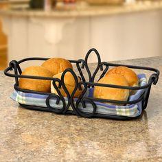 Found it at Joss & Main - Patrice Bread Basket Venetian Mirrors, Joss And Main, Beautiful Kitchens, Home Decor, Bread Baskets, Spectrum, Modern Farmhouse, Bronze, Living Room