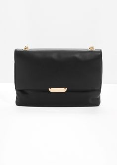 & Other Stories | Leather Shoulder Bag