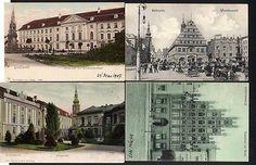 83677 4 AK Greifswald Markt Händler 1909 Universität Rubenowdenkmal Giebelhaus a | eBay