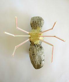 Paper Mache Bug