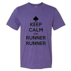 €19.99 classic poker t-shirt from Go Broke.