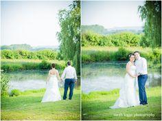 Sussex Wedding Photographer - Niina & Tim marry at Grittenham Barn - Sarah Legge - Surrey Wedding Photography