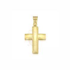 Ένας ιδιαίτερος βαπτιστικός σταυρός ΤΡΙΑΝΤΟΣ για αγοράκι από χρυσό Κ14 | Σταυροί βάπτισης ΤΣΑΛΔΑΡΗΣ στο Χαλάνδρι #βαπτιστικός #σταυρός #βάπτισης #Τριάντος #αγόρι #tsaldaris