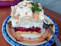 Ostatnio bardzo popularne ciasto na blogach-musiałam spróbować.   Już teraz wiem dlaczego jest tak popularne-bo jest przepyszne,pięknie...