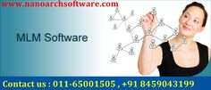 get some best mlm software development services with Nanoarch software solutions