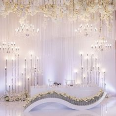 Wedding table bride and groom decor 45 ideas for 2019 Wedding Backdrop Design, Wedding Stage Design, Wedding Stage Decorations, Wedding Themes, Wedding Designs, Wedding Events, Weddings, Floral Wedding, Wedding Flowers