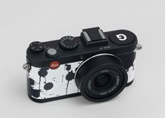 Gagosian Gallery x Leica X2 Digital Camera