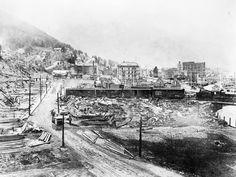 Spokane Fire of 1910