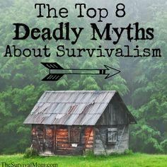 myths about survivalism