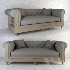 Artwood ABBEY Sofa 3-s