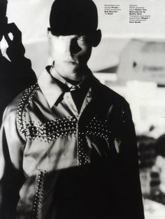 The Modern Cowboy - Arena Homme