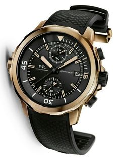 IWC Aquatimer Watches New For 2014