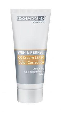 Biodroga MD Even & Perfect CC Cream SPF 20 Color Correction Anti-Redness i gruppen Ansikte / Dagcreme / Färgad dagcreme hos Hudotekets Webshop (43504)