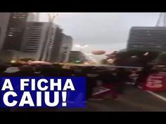 Endoidaram! Militante da CUT pede a prisão de Lula em manifestação sindical