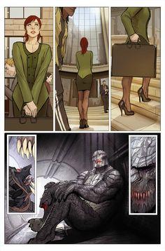 Cartoon Drawings, Cartoon Art, Lion King Tree, Comic Book Artists, Comic Books, Comic Character, Character Design, Killer Croc, Joker Dc