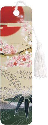 Zen - Tasseled Bookmark