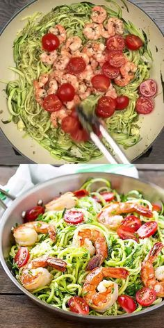 ICYMI: Dinner is served! Enjoy a healthy spin on spaghetti with zoodles, zucchini made into spaghetti noodles. They are quickly becoming… Healthy Meal Prep, Healthy Dinner Recipes, Low Carb Recipes, Diet Recipes, Vegetarian Recipes, Healthy Eating, Cooking Recipes, Healthy Spring Recipes, Fresh Tuna Recipes
