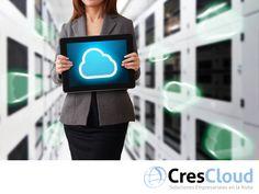Utilice las ventajas de la Nube para hacer crecer su negocio. TIPS PARA EMPRESARIOS.  Los servicios en la Nube, le brindan beneficios como reducción de costos en infraestructura y ventajas competitivas para las organizaciones en temas de movilidad y agilidad, para la toma de decisiones. Crescendo ERP de CresCloud, le brinda soluciones en tiempo real con un software integral enfocado a las empresas de comercialización y distribución. #herramientasadministrativas