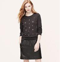 Sparkle Embellished Sweatshirt -Bought it!