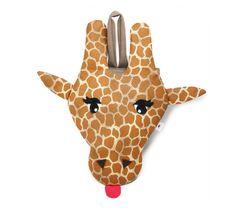 Lixeira para carro - girafa