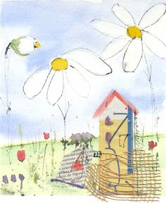 Ilustración: Cuento La cena de las hormigas