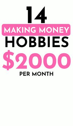 Work from home jobs ideas for moms to start making $2000 per month with little to no experience. #workfromhomejobs #hobbies #moneyhobbies #makemoneyfromhome #workfromhome #workathome