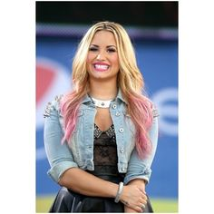 demi lovato the xfactor Demi Lovato Albums, Demi Lovato Pictures, Good Morning America, Central Park, Her Style, Role Models, Her Hair, Parka, Singer