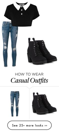 """""""Casual but fun"""" by blessedtdlee3 on Polyvore"""