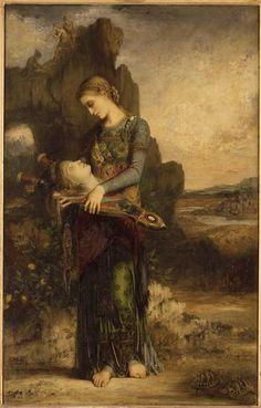 Gustave Moreau   Orphée   Images d'Art