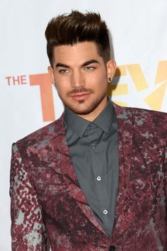 "Adam Lambert - ""TrevorLIVE LA"" Honoring Jane Lynch And Toyota For The Trevor Project - Arrivals"