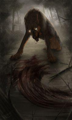 The Devil's Boneyard by Serphire.deviantart.com on @DeviantArt