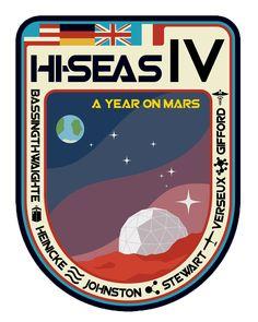 Quelque part à Hawaï, un astrobiologiste français passe un an à vivre comme sur la planète Mars avec cinq autres scientifiques.