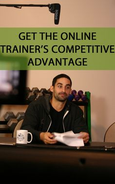 Learn how to be an online personal trainer, why it's so important, and step by step instructions on how to start a personal training business online