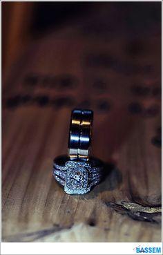 Casa Loma Wedding Toronto Band And Engagement Ring